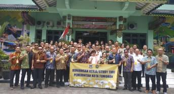 Pemkot Tomohon Studi Tiru di Kota Yokyakarta