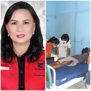 Djein Leonora Rende (DLR), anggota DPRD Sulut