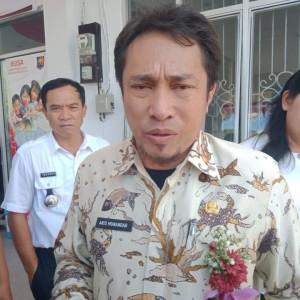 Aris Munandar dari Kementerian Dalam Negeri