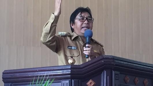 Terhebat, Pilhut Minahasa Tenggara Pertama Biayai Panitia dan Pengawas