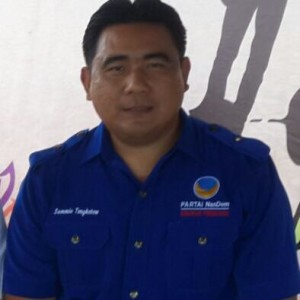 Sekretaris Partai Masdem Mitra Sammie Tongkotow