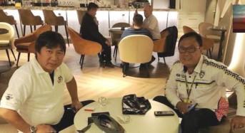 Sumendap Ikut Rakornis IMI se-Indonesia