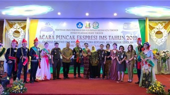 Sukses, Wali Kota Tomohon Nyatakan Terus Dukung Ekspresi JMS