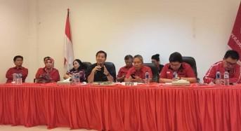 Steven Kandouw Ajak Kader PDIP Sulut Tetap Solid