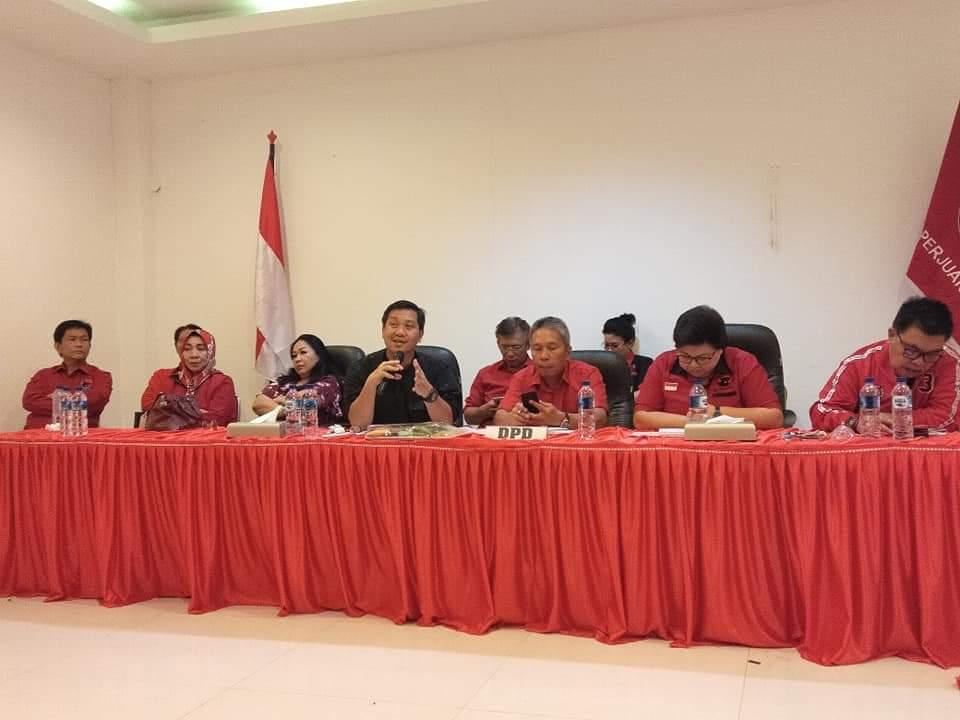 DPD PDIP Sulut