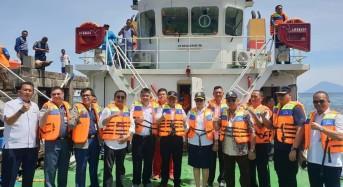 Perjuangan OD-SK, Sulut (kembali) Dapat Bantuan Kapal Penyebrangan