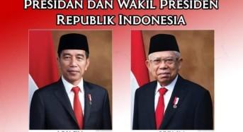 OD – SK Ucapkan Selamat Kepada Jokowi – Ma'ruf Amin