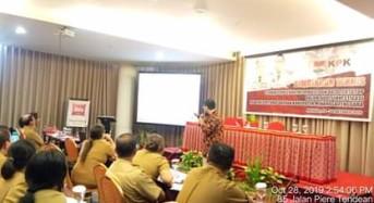 Penguatan Kapasitas APIP, KPK Latih Khusus Auditor Inspektur Mitra