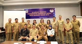Sekda Micler Lakat Buka Kegiatan In House Training Peningkatan Kapasitas UKPBJ Kota Manado