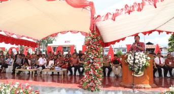 Wagub Kandouw Ajak P/KB GMIM Terus Berperan Jaga Persatuan Bangsa