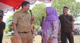 Wagub Kandouw Apresiasi 38 KPM di Bitung Mundur dari Penerima PKH
