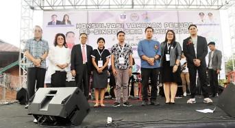 Di Era Millenial, Wagub Kandouw Ajak Pemuda GMIM Jadi Pelopor dan Garda Terdepan Pembangunan