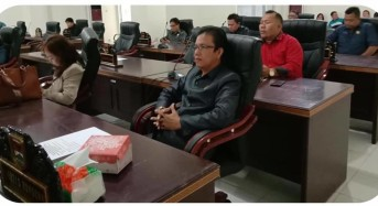 DPRD Minahasa Tenggara Miliki Empat Fraksi