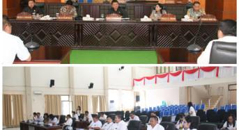 Komisi I DPRD Tomohon Tatap Muka dengan Mitra Kerja