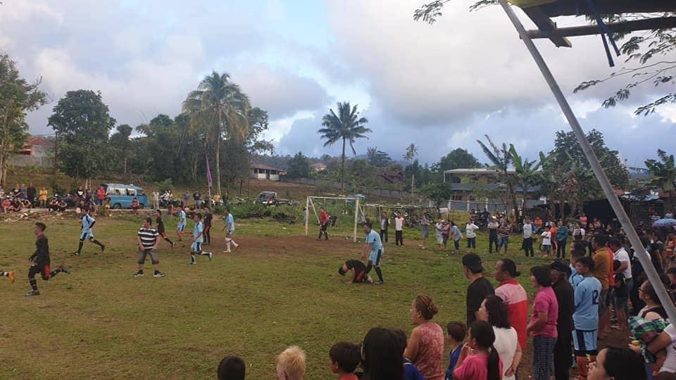 Pertandingan sepak bola se-Walian Raya