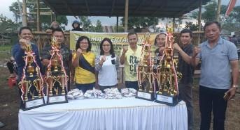 MJLW Terus Dorong Kemajuan Olahraga di Tomohon