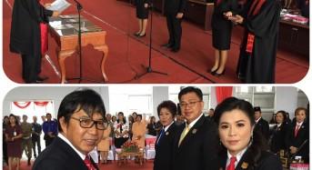 Marty Ole Resmi Ketua DPRD Mitra Periode 2019-2024