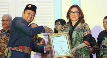 Bank SulutGo Dapat Penghargaan Humas Indonesia