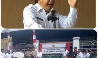 Resmi Miliki Polres, Bupati JS: Untuk Roda Pemerintahan yang Bersih dan Bebas Korupsi