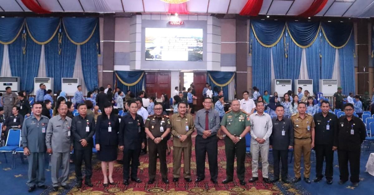 Foto bersama usai Rapat EPRA