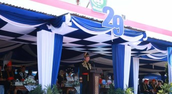 HUT ke-29 Kota Bitung, Lomban: Mari Kita Jaga dan Tingkatkan Kerukunan
