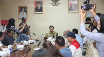 Wagub Kandouw Ajak Warga Sulut Sukseskan Pelantikan Presiden dan Wapres RI