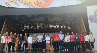 Wagub Kandouw Dukung Pelestarian Budaya Sulut