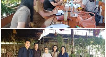 Wenur Pimpin Rapat Pembahasan Program Komisi III DPRD Tomohon