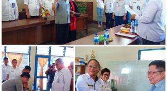 Marthen Gosal Kembali Dipercayakan Pimpin PDAM Tomohon