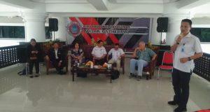 Biro Protokol dan Humas Setdaprov Sulut Gelar FGD Tourism 4.0