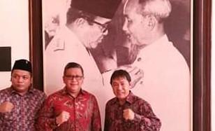 James Sumendap Hadiri Peringatan 60 Tahun Persahabatan Vietnam dan Indonesia