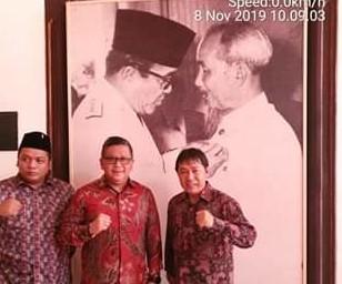 Hadiri Peringatan 60 Tahun Persahabatan Vietnam Dan Indonesia,