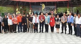 Wabup Jocke Legi Buka Festival Budaya Ratatotok