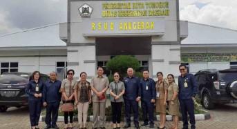 Komisi III DPRD Tomohon Terima Keluhan Soal Akses ke RSUD Anugerah
