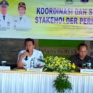 Koordinasi dan Sinergitas Stakeholder Perhubungan dalam rangka pembentukan Forum Lalulintas