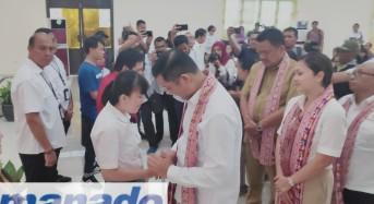 Mensos Juliari Batubara dan Gubernur Olly Kunjungi Balai Rehabilitasi Sosial Manado