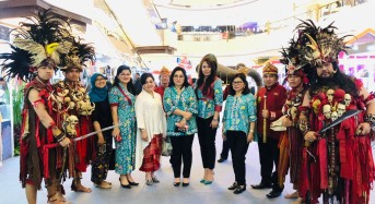 Ibu Rita Promosikan Mutiara Sulut di Indonesian Pearl Festival 2019