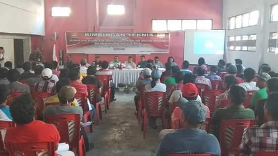Kecamatan Tombatu Utara Dan Timur Bakal Menerima Bantuan 45 KUBE Dan 130 Manfaat Rehabilitasi Sosial Rumah Tidak Layak Hun