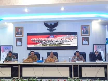 Kota Multi Etnis, Bitung Indonesia Mini