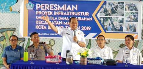 Lomban Warning Soal Pengelolaan Dana Kelurahan