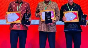 Gubernur Olly Terima Penghargaan 'National Procurement Award 2019'