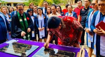 Gubernur Olly: Gotong Royong Bangun Rumah Ibadah Sangat Baik