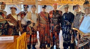 Dibuka Menkumham Yasonna, Gubernur Olly Hadiri Sidang Raya XVII PGI di NTT
