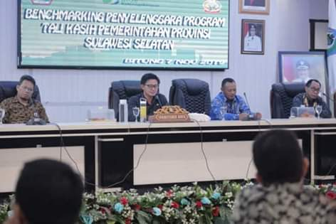 Pemprov Sulawesi Selatan Sambangi Bitung