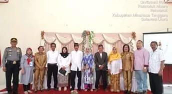 Pilhut Lanjutan Tiga Desa Berjalan Baik, Komisi I DPRD Apresiasi Pemkab Mitra