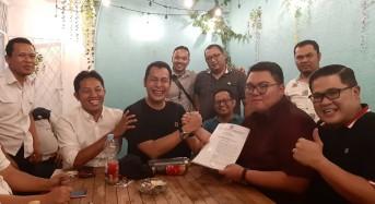 Rio Dondokambey Carateker Ketua KNPI Sulut
