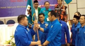 Rio Dondokambey Terpilih Sebagai Ketua KNPI Sulut