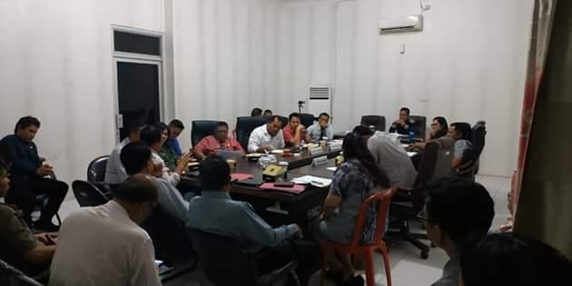 Termasuk 2 Ranperda Inisiatif DPRD, Badan Pembentukan Peraturan Daerah DPRD Mitra Bakal Bahas 12 Ranperda Usulan Eksekutif Tahun 2020