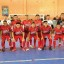 Pornas Korpri XV, Tim Futsal Sulut Bungkam Tim Kejagung 9-1