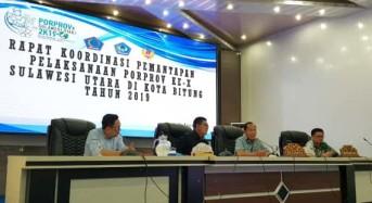 Gelar Porprov Sulut X, Lomban: Jadilah Tuan Rumah yang Baik